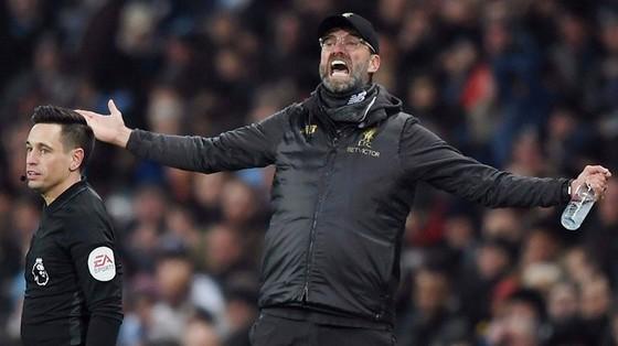 Liverpool đứt mạch bất bại, Klopp than tiếc vận may ngoảnh mặt ảnh 1