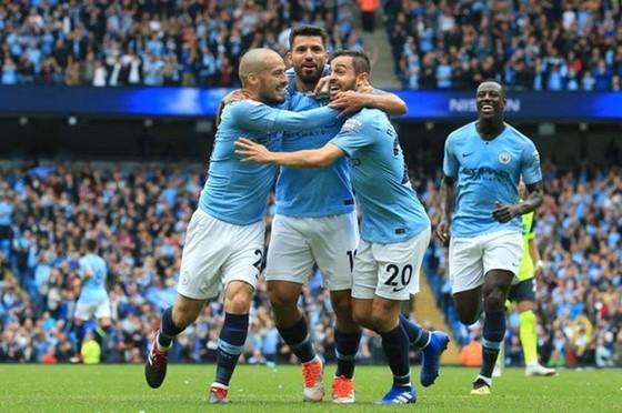 Những ngôi sao Man.City đã lần lượt trở lại ở thời điểm hệ trọng. Ảnh: Getty Images