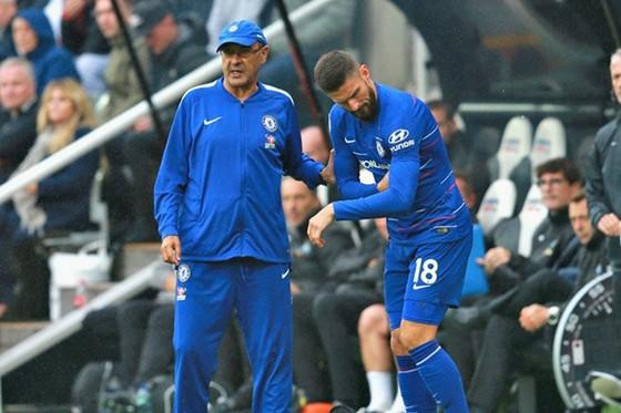 Giroud công khai thất vọng ở Chelsea ảnh 1