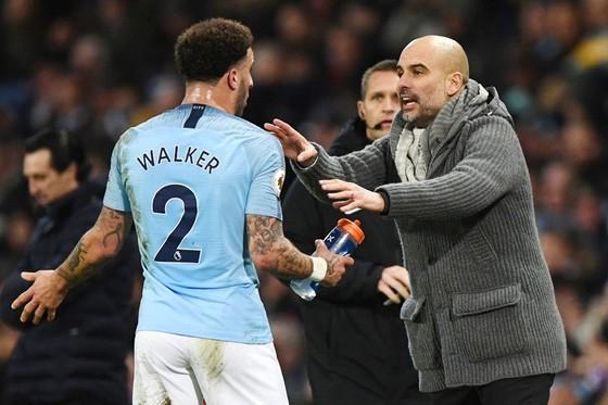 HLV Pep Guardiola luôn yêu cầu cầu thủ duy trì sự tập trung. Ảnh: Getty Images