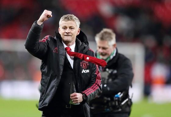 Tình thần chiến thắng và danh hiệu Premier League là điều quan trọng nhất HLV Ole Gunnar Solskjaer muốn khôi phục ở Man.United. Ảnh: Getty Images
