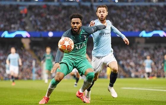 """Man.City (phải) liệu đã sẵn sàng """"đòi nợ"""" Tottenham? Ảnh: Getty Images"""