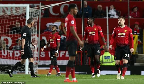 Cầu thủ Man.United đang đối mặt với bài toàn tinh thần. Ảnh: Getty Images