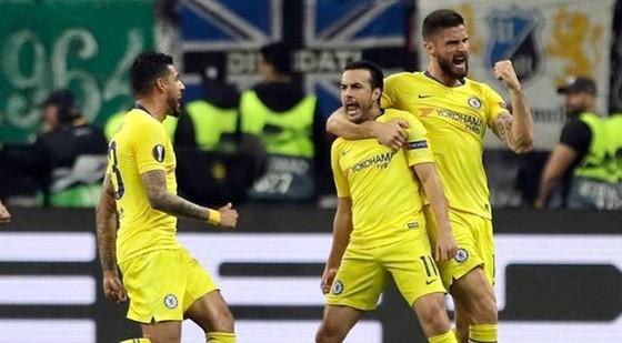 """Europa League: HLV Emery xứng danh """"vua đấu cúp"""" ảnh 1"""