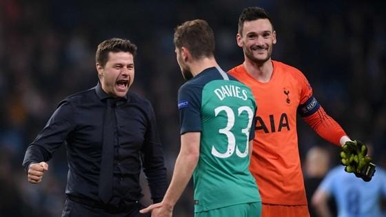 HLV Mauricio Pochettino khẳng định đã đến lúc Tottenham phải giành lấy danh hiệu. Ảnh: Getty Images