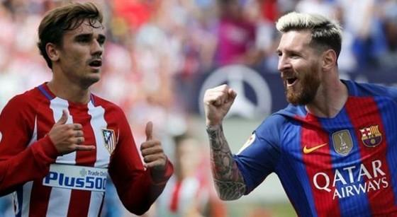 Nếu Lionel Messi không thể cùng đội với Antoine Griezmann…
