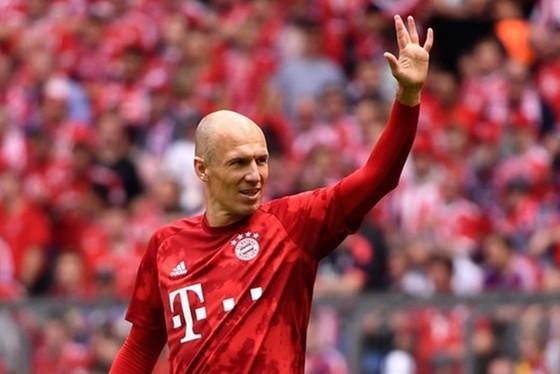 Arjen Robben đã chính thức kết thúc sự nghiệp 19 năm đỉnh cao. Ảnh: Getty Images