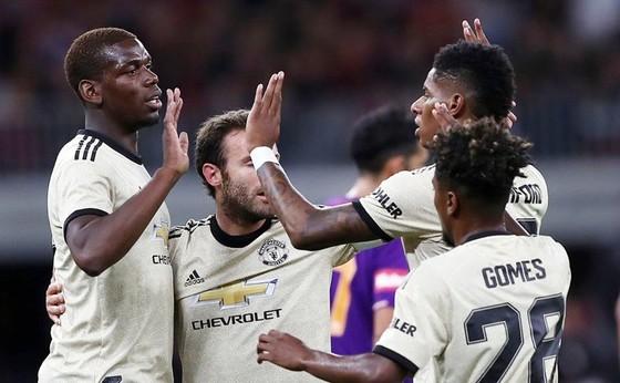 Có De Gea, Pogba trong đội hình, Man.United vẫn là ứng viên ảnh 1