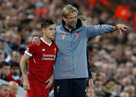 Thừa nhận yêu thích Philippe Coutinho, nhưng HLV Jurgen Klopp tuyên bố chuyện tái hợp là không thể. Ảnh: Getty Images