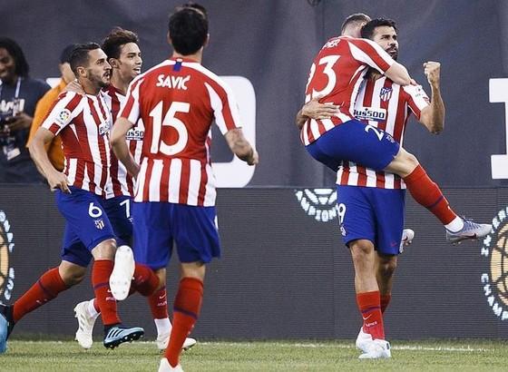 Bị Atletico hạ nhục 7 bàn, HLV Zidane vẫn lạc quan tin Real sẽ thành công ảnh 1