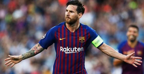Barca không thể có đội trưởng Lionel Messi trong ngày khai màn. Ảnh: Getty Images