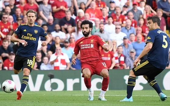 Mohamed Salah đã phát triển như một trong những cầu thủ hay nhất thế giới. Ảnh: Getty Images