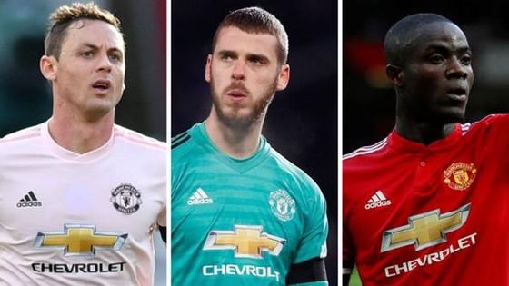 Ba ngôi sao của Man.United đang trong tầm ngắm của Juve.