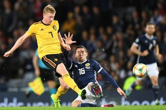 Vòng loại EURO 2020: Đức nhẹ nhõm, Hà Lan và Bỉ tiếp tục biểu dương sức mạnh ảnh 1