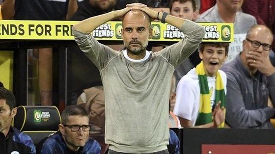 Man.City thua sốc trước tân binh, HLV Guardiola được cảnh tỉnh ảnh 1