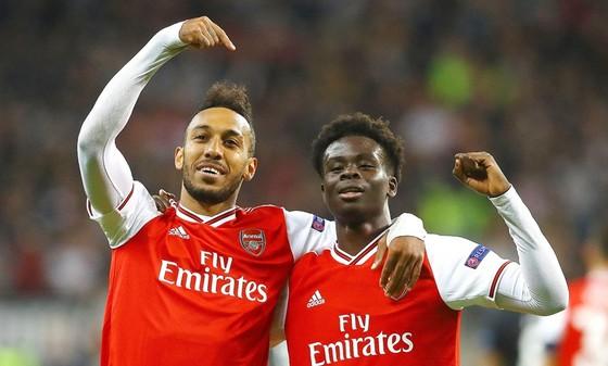 Europa League: Man.United Arsenal thắng bằng hàng công trẻ ảnh 1