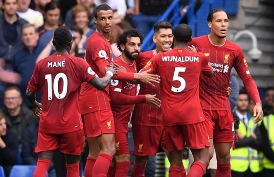 Liverpool tiếp tục khẳng định rõ vị thế ứng viên vô địch hàng đầu. Ảnh: Getty Images