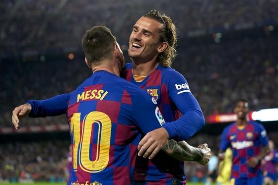 Kiến tạo ngay lần đầu đá chính, nhưng Messi lại dính chấn thương mới ảnh 1