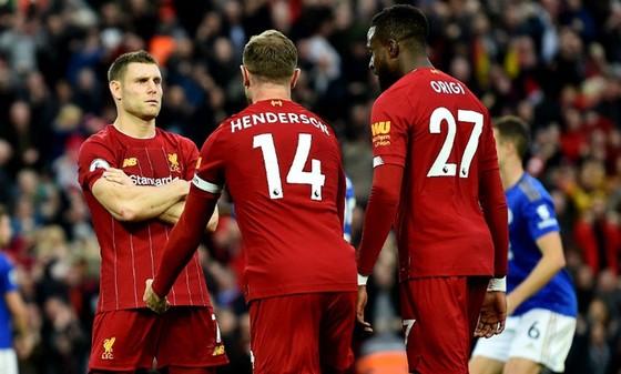 James Milner bản lĩnh giúp Liverpool vượt khó. Ảnh: Getty Images