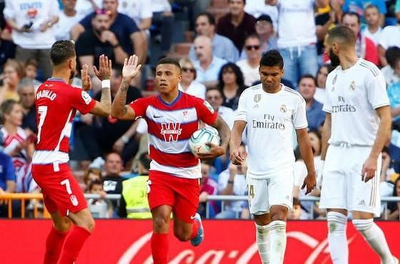 Hazard ghi bàn đầu tiên, Real giữ chắc ngôi đầu ảnh 1
