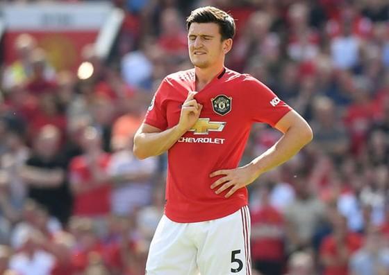 Harry Maguire không thể tạo tác động váo một Man.United đang gặp nhiều vấn đề. Ảnh: Getty Images