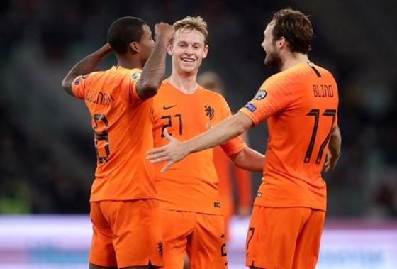 Vòng loại EURO 2020: Thêm Ba Lan, Nga giành vé, Đức và Hà Lan tạo ưu thế lớn ảnh 1