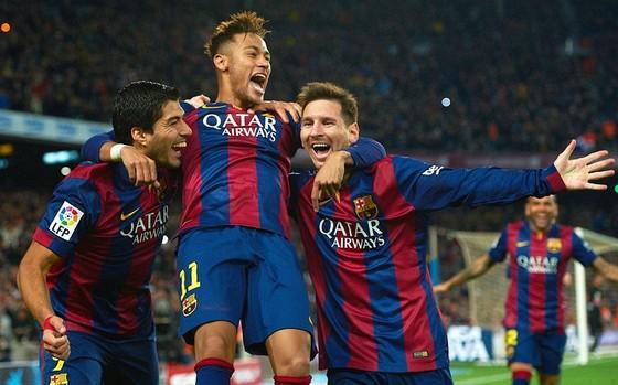 """Theo Lionel Messi thì nếu chỉ xuất phát từ lý do thể thao, """"MNS""""có thể đã tái hợp. Ảnh: Getty Images"""