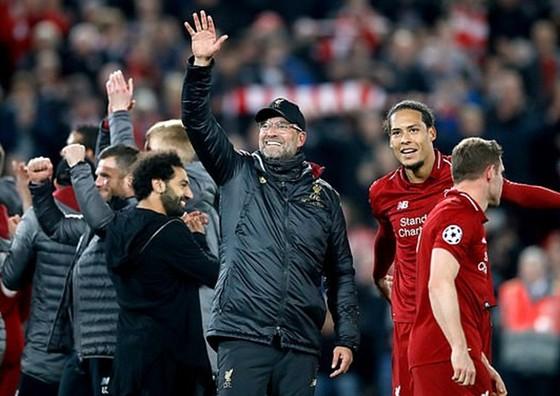 HLV Jurgen Klopp tìn thành công Champions League đã giúp cầu thủ tự tin hơn. Ảnh: Getty Images
