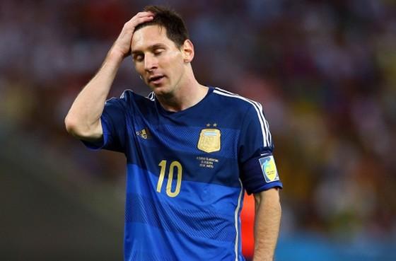 """Lionel Messi: """"Tôi thà dự bị hơn là bị thay thế"""" ảnh 1"""