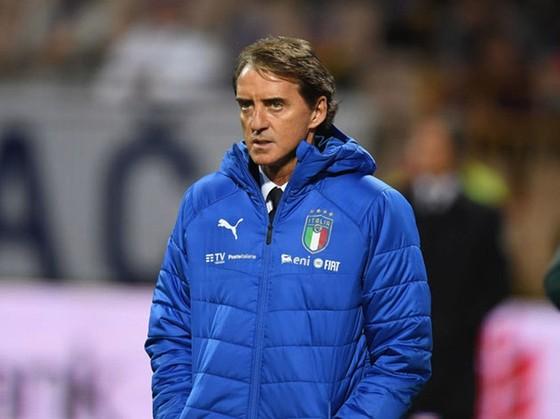 HLV Roberto Mancini đã thật sự làm hồi sinh Azzurri. Ảnh: Getty Images