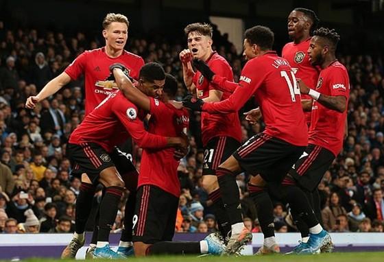 Man.United đã xuất sắc trong màn tấn công phủ đầu. Ảnh: Getty Images