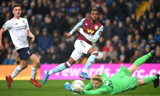 Aston Villa đã khẳng định chất lượng với tấm vé vào bán kết. Ảnh: Getty Images