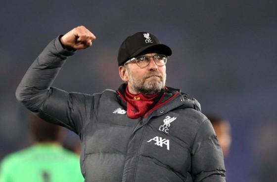 HLV Jurgen Klopp từ chối Paris SG vì tin sẽ cùng Liverpool làm nên những điều vĩ đại hơn. Ảnh: Getty Images