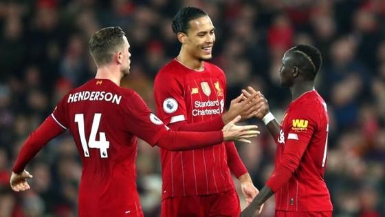 Liverpool khép lại năm 2019 bằng chiến thắng nhọc nhằn nhưng quá đánh giá. Ảnh: Getty Images