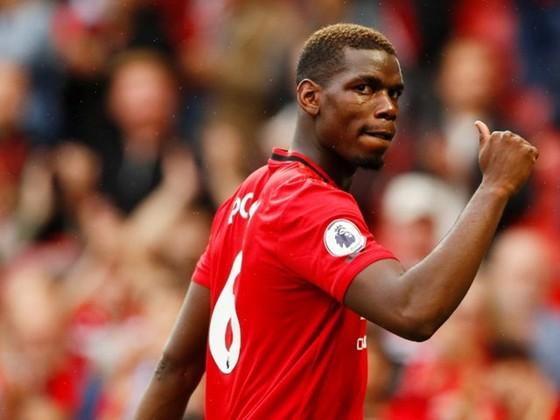 Paul Pogba đang dần rời xa Old Trafford. Ảnh: Getty Images