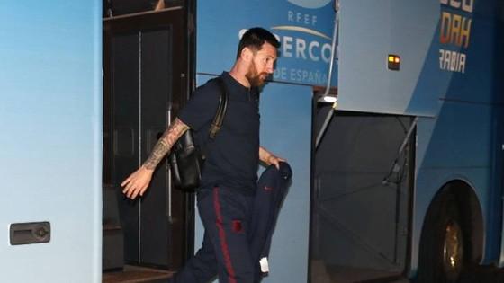 Real chờ Barca ở chung kết Siêu cúp Tây Ban Nha ảnh 1