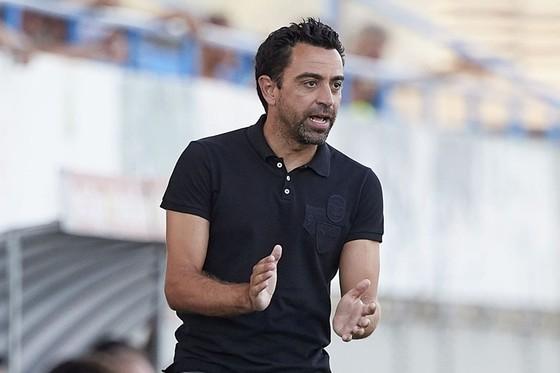 Xavi khởi nghiệp huấn luyện từ mùa hè năm 2019. Ảnh: Getty Images