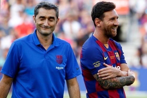 """Tân HLV Barca: """"Hôm qua tôi còn… chăn bò, hôm nay tôi dẫn dắt Messi"""" ảnh 2"""