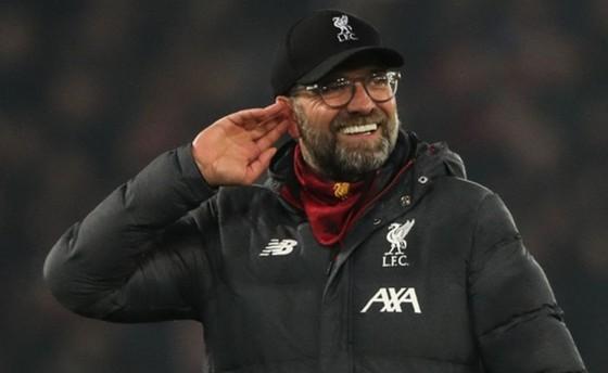 """Jurgen Klopp: """"Man.United nỗ lực, nhưng Liverpool có đẳng cấp"""" ảnh 1"""