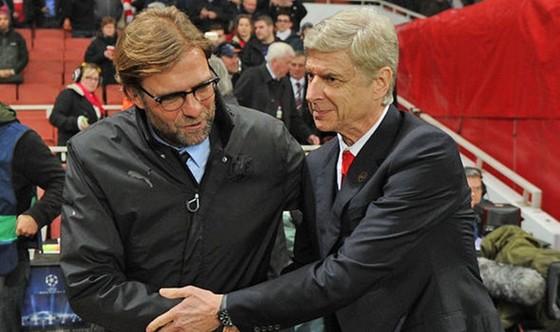 Arsene Wenger tin rằng Jurgen Klopp đã xây dựng nên một đội hình có thể chính phục tất cả. Ảnh: Getty Images