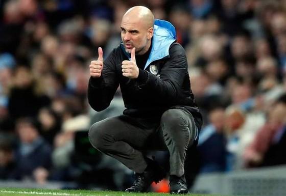 HLV Pep Guardiola áp lực phải giúp Man.City thành công tại châu Âu? Ảnh: Getty Images