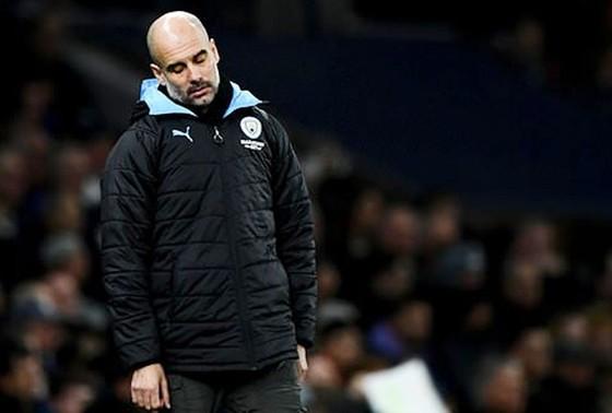 Thất bại tại Tottenham có thể đẩy đội bóng của Pep Guardiola vào nhiều tình thế khó xử. Ảnh: Getty Images