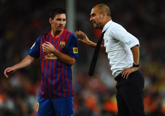 """Man.City bật """"chế độ chờ"""" Messi ảnh 1"""