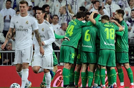 Real, Barca đồng loạt bị loại ở Cúp Nhà vua ảnh 1