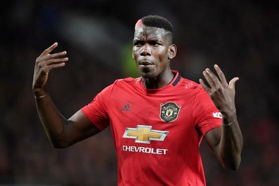 Paul Pogba dần trở thành một gánh nặng của Man.United. Ảnh: Getty Images