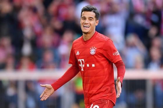 Philippe Coutinho đang chật vật khẳng định vai trò ở Bayern Munich. Ảnh: Getty Images