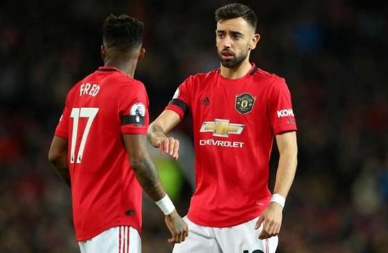 Pogba vẫn muốn cống hiến cho Man.United ảnh 1