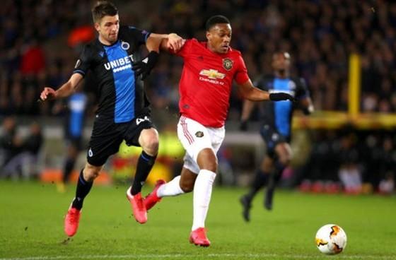 Europa League: Eriksen ghi bàn đầu tiên cho Inter, Man.United vẫn gây thất vọng ảnh 1