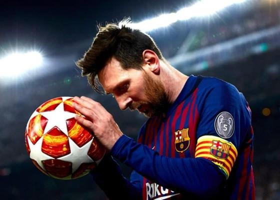 Lionel Messi lo ngại tham vọng Champions League không được hoàn thành một lần nữa. Ảnh: Getty Images