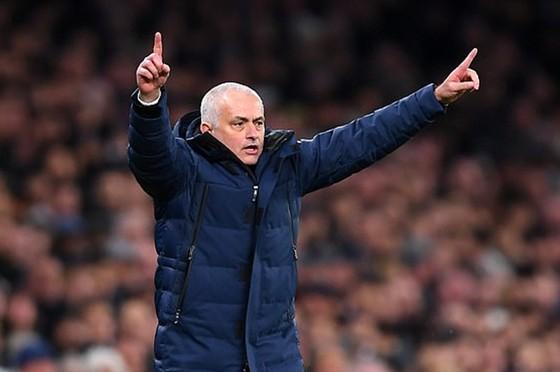 """Jose Mourinho lưu ý rằng ông chỉ là người """"chữa cháy"""" tại Tottenham. Ảnh: Getty Images"""